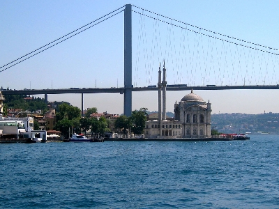 Bosphorus and Two Continents Day Tour Image
