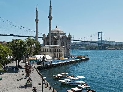 Bosphorus and Two Continents Day Tour Image 4
